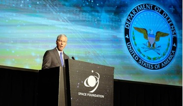 35th Space Symposium, NASA, Space Force, Space Policy Directive 1