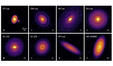 Atacama Large Millimeter/submillimeter Array (ALMA), gas giants, NC–CC dichotomy, protoplanetary disk