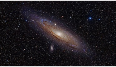 Andromeda Galaxy, Dark Matter, galaxy merger, M31, Milky Way