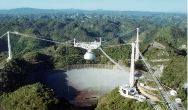 Arecibo Observatory, Arecibo Observatory LIDAR facility, B1913+16, Near Earth Objects, pulsars