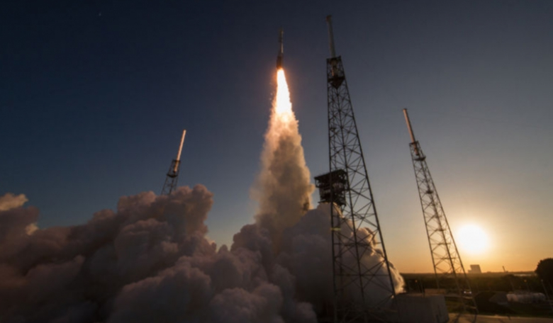 Atlas 5 rocket launch from Cape Canaveral. Credit: arstechnica.com