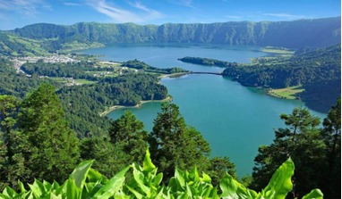 The stunning São Miguel island in the Azores. The Azores is an autonomous region of Portugal and could be home to a space port in the near future said the country's space agency at this weeks European Space Conference. Image: Wikipedia