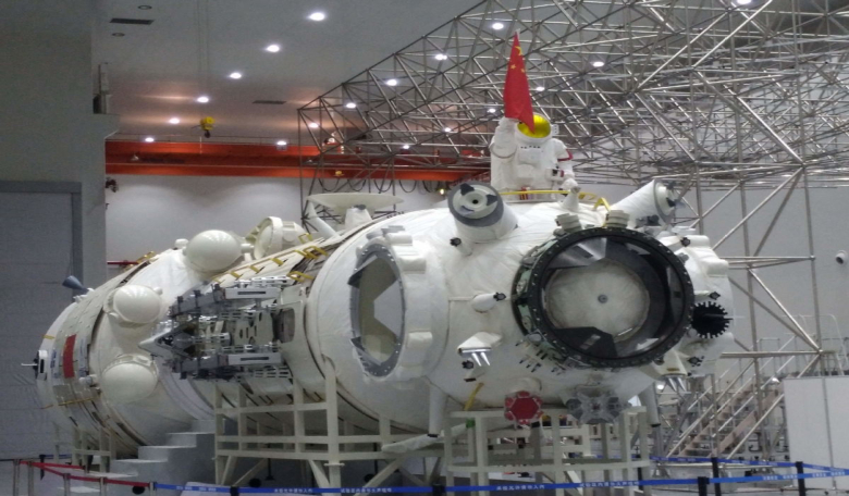 China Set to Lift off First Module of Heavenly Harmony Space Station