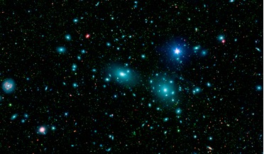 "Bose-Einstein condensate, Coma Cluster, d-star hexaquark, Dark Matter, Weakly Interacting Massive Particles"" (WIMPS)"
