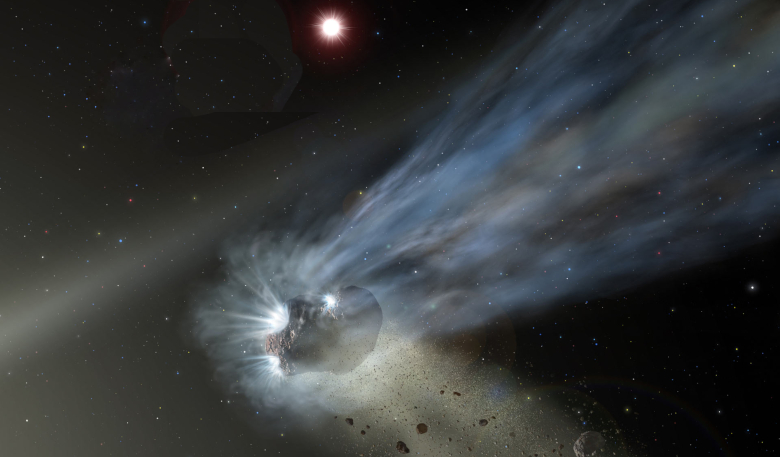 Galactic visitor is 'dramatically different' from any comets we've seen before