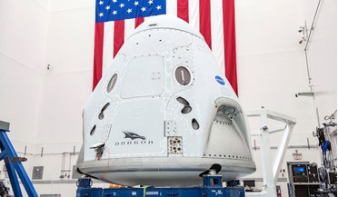 International Space Station, NASA Commercial Crew Program, SpaceX Crew Dragon