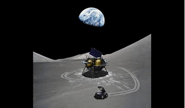 Astrobotic Technology, CubeRover, lunar rover, NASA, planetary surface exploration
