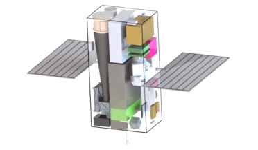 CubeSat, CubeX, Station Explorer for X-ray Timing and Navigation Technology (SEXTANT), X-Ray navigation system, XNAV