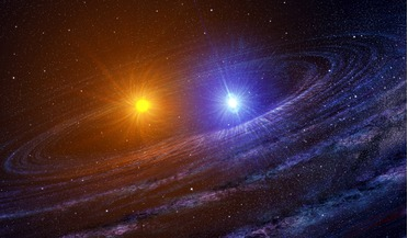binary stars, SDSS 1557, Tatooine planet, University College London (UCL), white dwarf