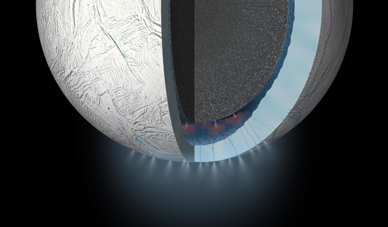 New study suggests Enceladus' oceans more habitable than previously thought - ROOM Space Journal