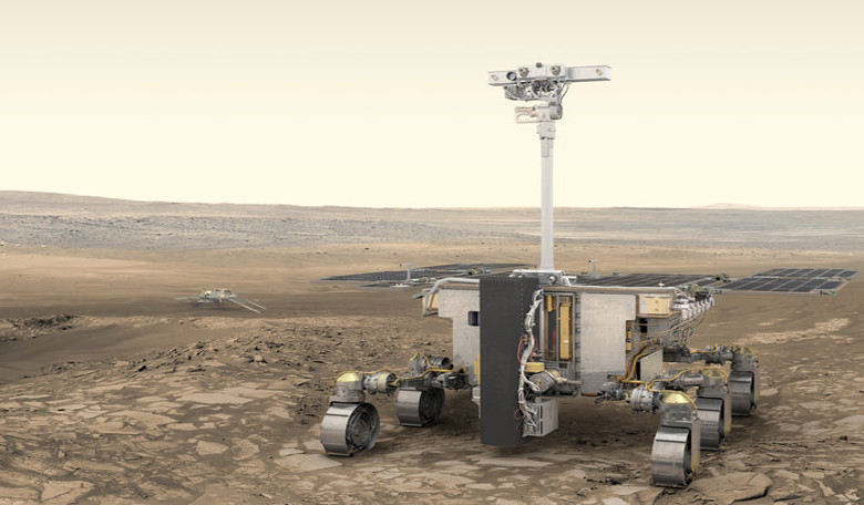 mars rover 2020 esa - photo #5