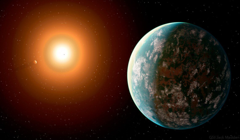 NASA Satellite Discovers Planet That Could Potentially Support Life