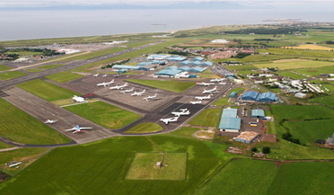Glasgow Prestwick Airport, Scottish Space Leadership Council (SSLC), UK Space Agency (UKSA), UK Space Centre of Excellence