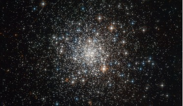 Dark Matter, Gaia mission, Globular star cluster, Hubble Space Telescope, Milky Way