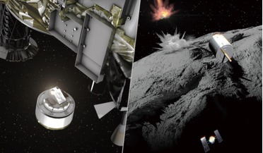 C-type asteroids, Hayabusa-2, JAXA, Ryugu, Small Carry-on Impactor (SCI)