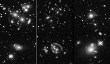 Gemini Observatory, gravitational lensing, Hubble Space Telescope, star formation, ultrabright infrared galaxies