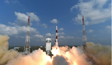CubeSat, Indian Space Research Organisation (ISRO), Polar Satellite Launch Vehicle (PSLV) rocket, SkCube, Slovak Organisation for Space Activities (SOSA)