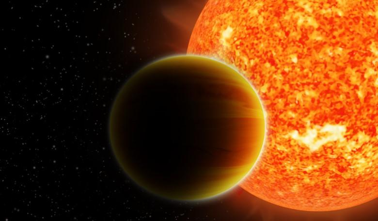 Jüpiter Benzeri Bulutsuz Bir Gezegen Keşfedildi…
