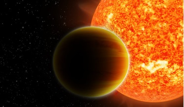 exoplanets, hot Jupiter, M67, open cluster, planet migration