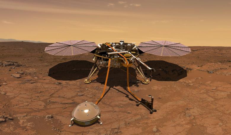 NASA robotic lander InSight confirms quakes on Mars