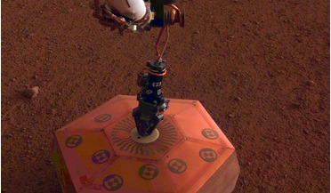 InSIght heat probe (HP3), InSight seismometer (SEIS), Marsquakes, NASA InSight mission