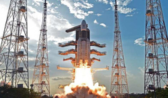 India's GSLV MK III launch vehicle (pictured here) will be used to launch the country's Gaganyaan mission into space. Image: ISRO