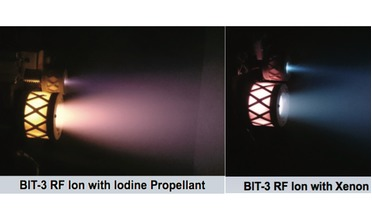 BIT-3, Busek Co. Inc, Critical Design Review (CDR), Electric Propulsion (EP) system, iodine fuelled ion engine