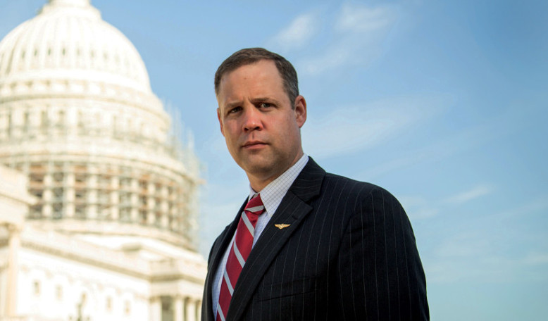 Mike Bridenstine sworn in as NASA administrator