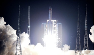 China, heavy rocket, Long March 5