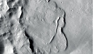 crater, ExoMars, Life on Mars, Mars Express, oceans on Mars