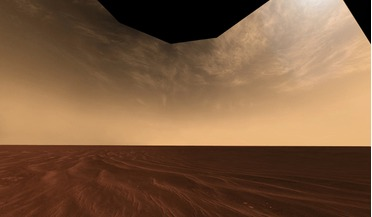 cirrus clouds, CO2 atmosphere, liquid water, mars, Warrego Vallis