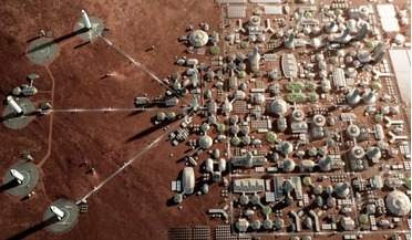 colonizing space, mars, Moon base, SpaceX, Starship