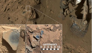 ChemCam, Curiosity, manganese oxides, mars, oxygen-rich atmosphere