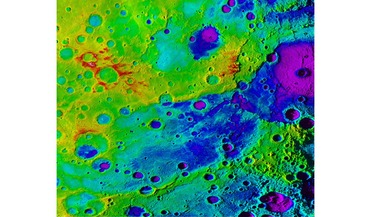 Grand Canyon, lithosphere, Mercury, NASA's MErcury Surface,  Space ENvironment,  GEochemistry,  and Ranging (MESSENGER) spacecraft