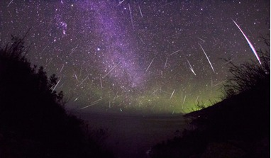 ALE Co. Ltd plan to light up the sky in multi-colours with the artificial meteor shower.