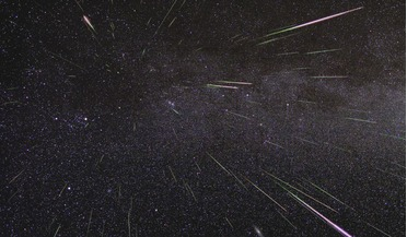 ALE, artificial meteor shower, meteor shower