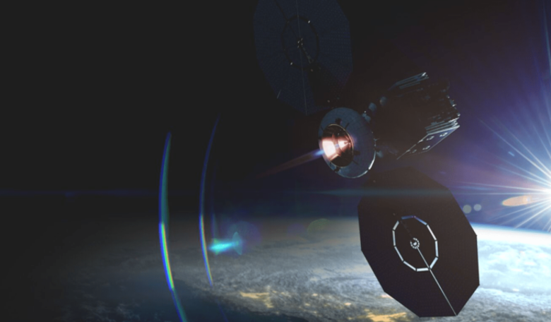 New Plasma Water Propulsion Rockets To Move Satellites In Space