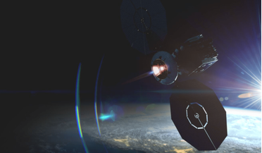 in-space transportation services, Momentus, water-plasma powered rockets