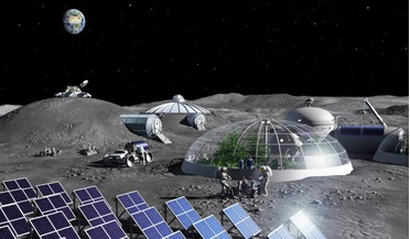 ESA, European Space Research and Technology Centre (ESTEC), molten salt electrolysis, moon exploration, Moon Village