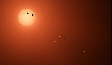 exoplanets, HARPS spectrograph, HD20794, Multi-planet system, TRAPPIST-1