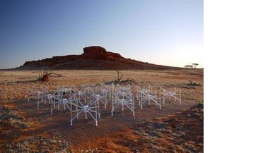 Murchison Widefield Array (MWA), radio waves, SERENDIP, SETI, Square Kilometre Array