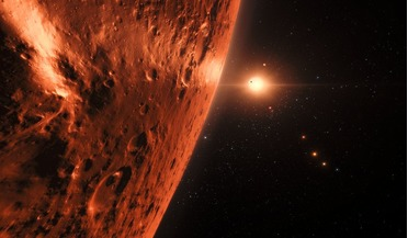 habitable zone, Hubble Space Telescope, liquid water, photodissociation, TRAPPIST-1