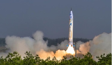 Chongqing Liangjiang Star, Expace, LinkSpace, OneSpace, OS-X single-stage solid-fuelled rocket