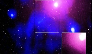 Chandra X-ray Observatory, ESA's XMM-Newton, Giant Metrewave Radio Telescope (GMRT), Murchison Widefield Array (MWA), Ophiuchus galaxy cluster