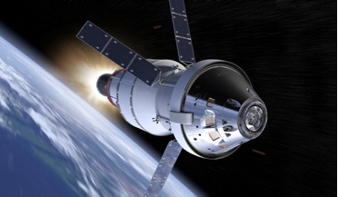 Apollo capsule, deep space mission, Johnson Space Center, Orion spacecraft, Space Launch System