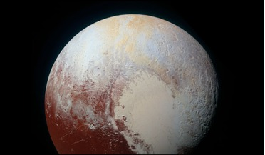 Dwarf Planet, New Horizons, Pluto, subsurface ocean, tectonic activity