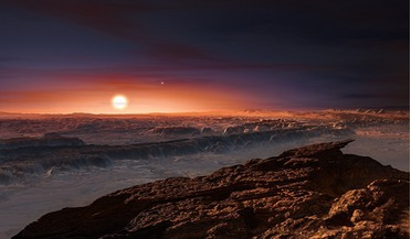 exoplanet, HARPS spectrograph, Pale Red Dot campaign, Proxima b, Proxima Centauri