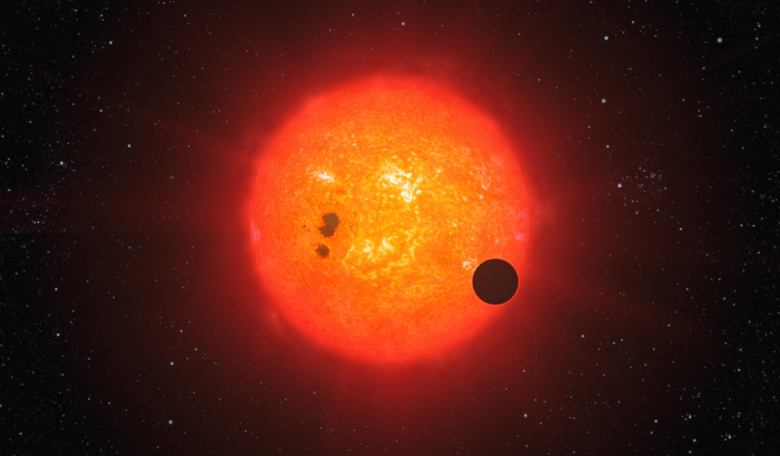 Earth-sized planet behind unusual star signals say astronomers - ROOM, Space Journal