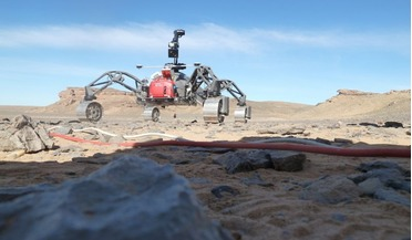 self-driving rovers, Sherpa, The ERGO Autonomy framework, The INFUSE Data Fusion, UK Space Agency
