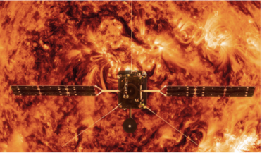 Earth Gravity Assist, Energetic Particle Detector, ESA's Solar Orbiter, Parker Solar Probe, Radio and Plasma Waves experiment